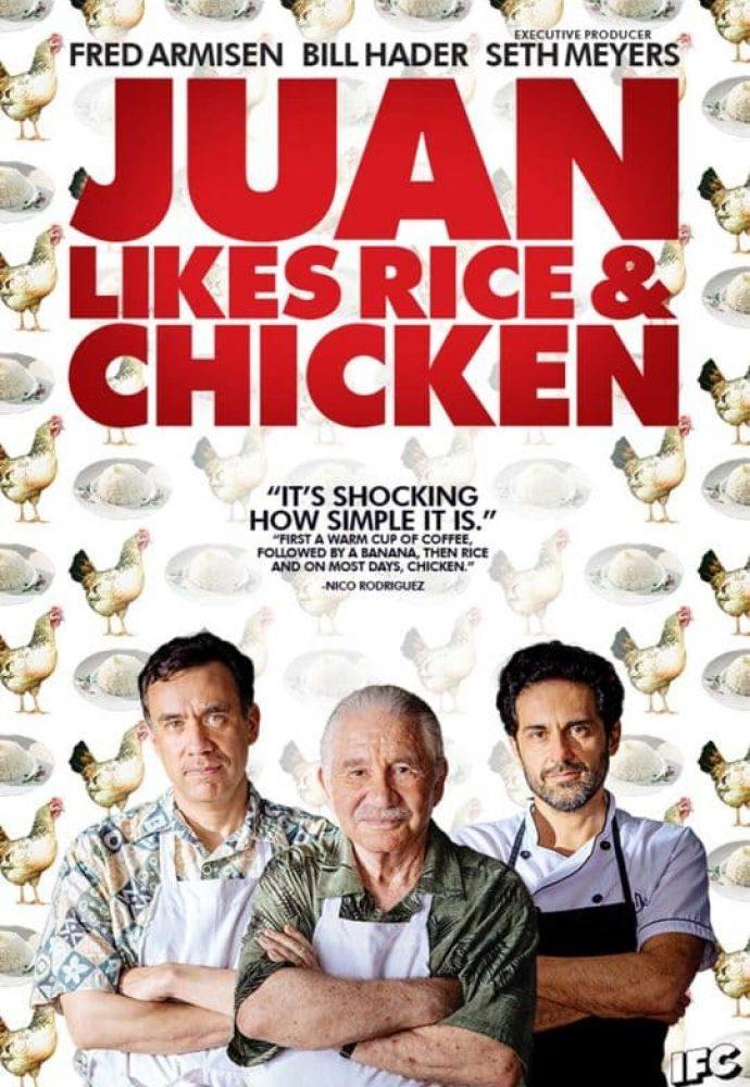 Proyecto   Juan Likes Rice & Chicken (Documental) / 2016
