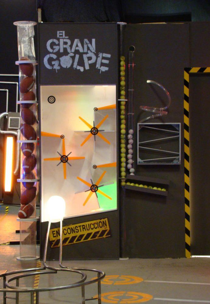 Proyecto | Piloto El Gran Golpe / 2009