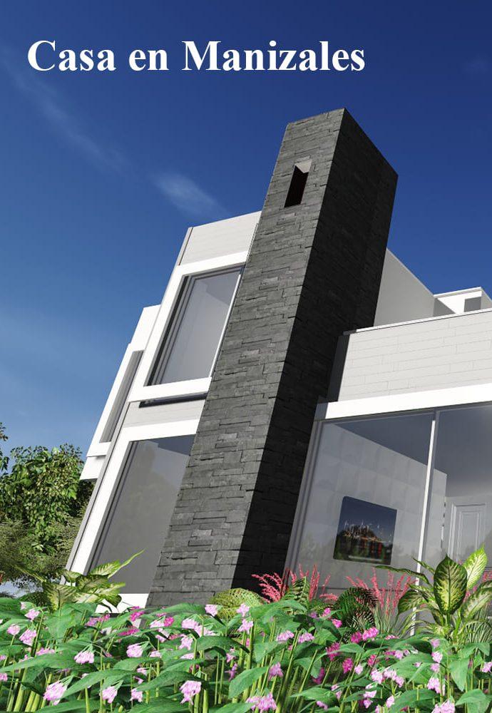Proyecto | Casa en Manizales