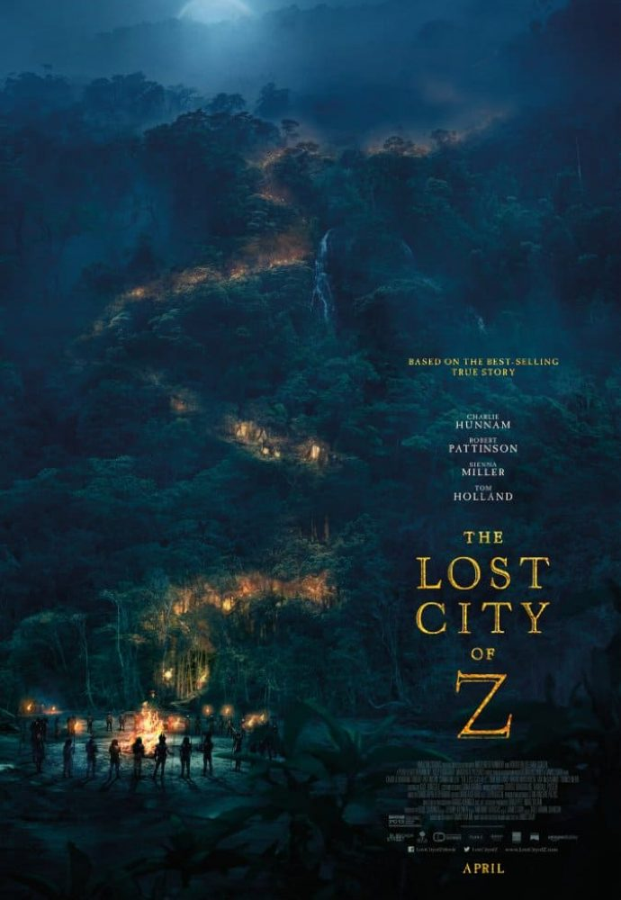 Proyecto | Lost City Of Z / 2016