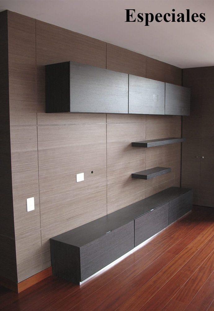 Proyecto | Muebles Especiales