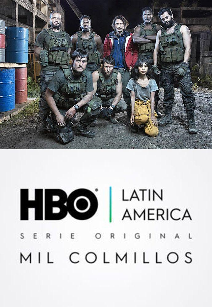 Proyecto | Mil Colmillos / 2018